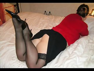 Homemade Legs Ass Amateur Homemade Wife Stockings