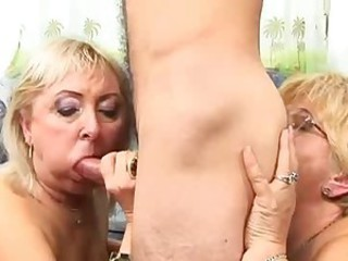 Threesome Old And Young Blowjob Old And Young