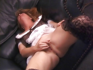 Maid Uniform Solo Maid + Mature Masturbating Mature Mature Masturbating