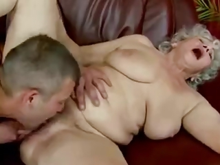 Orgasm Mom Licking Old And Young Tits Mom