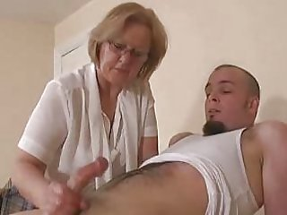 Old And Young Mom Handjob Old And Young