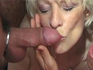 French European Blowjob Blowjob Mature European French