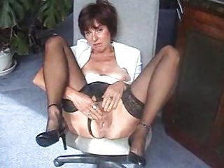 Pussy Office Masturbating Office Pussy Stockings