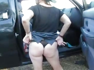Car Stripper Wife Amateur Amateur Mature Mature Ass