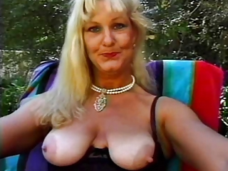 Pornstar Pool Saggytits Blonde Mature Outdoor Outdoor Mature
