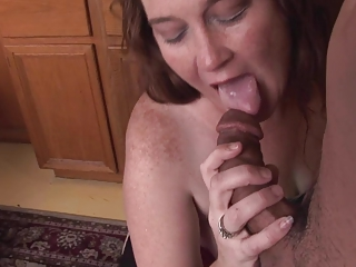 Interracial Wife Blowjob Bbw Blowjob Bbw Mature Bbw Milf