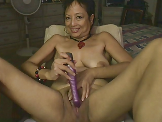 Asian Skinny Dildo Masturbating Mom Masturbating Toy Masturbating Webcam