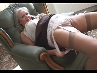 Wife Solo Panty Lingerie Stockings