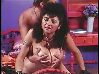 Vintage Hardcore Natural Arab  Arab Tits