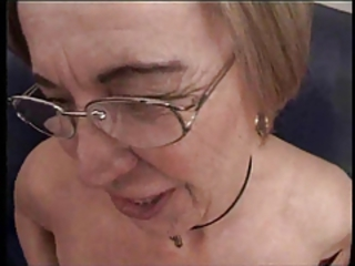 German Masturbating Glasses Cumshot Ass Cumshot Mature European