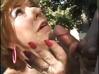 Big Cock Pornstar Outdoor Granny Blonde Granny Cock Outdoor