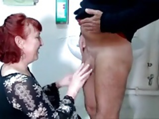 Older German Handjob European German Housewife