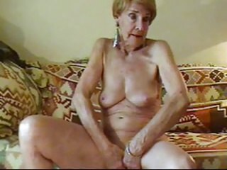 Olga vintage granny pt1. not hi quality but worth it.