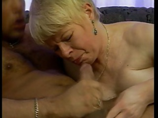 Swallow German Cumshot European German German Granny