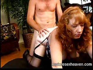 Granny's Mature Sex Party Part 3