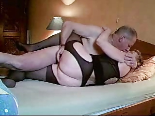 Older Homemade Pantyhose Amateur Homemade Wife Pantyhose