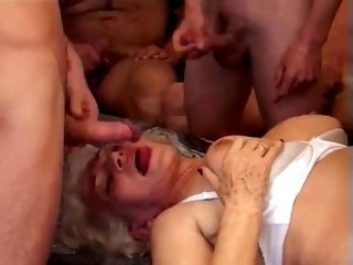 Gangbang Blowjob Old And Young Big Cock Blowjob Blowjob Big Cock Granny Cock