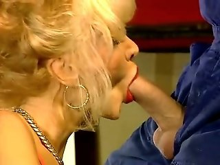 Pornstar Blowjob Blonde