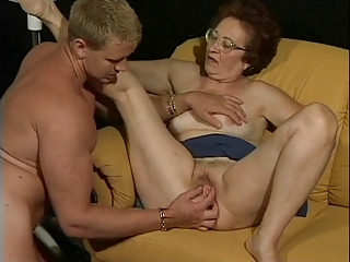Pussy Old And Young Mom European German German Granny