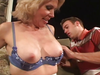 Pornstar Mature Lingerie Lingerie Old And Young