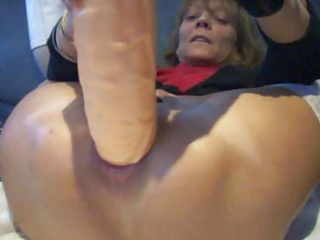 Close up Dildo Solo Amateur Amateur Anal Dildo Anal