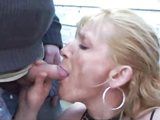 Outdoor French Blowjob European French Hooker