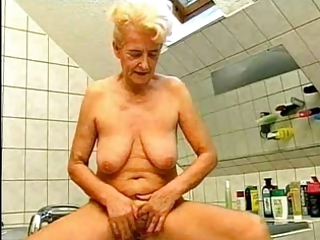 Masturbating Big Tits Blonde Bathroom Bathroom Masturb Bathroom Tits