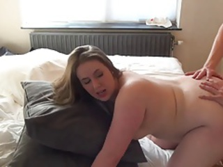 Sexy bootylicious babe takes it in the arse