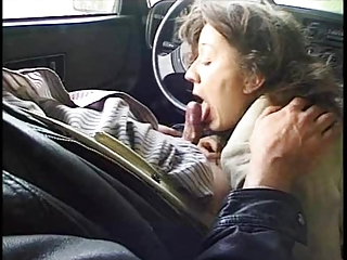 Older Car Clothed Anal Mature Blowjob Mature Car Blowjob