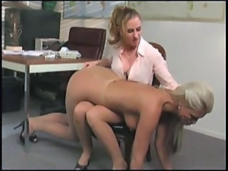 curly blonde fuck