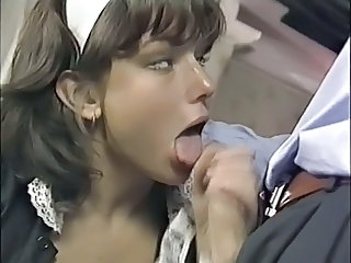 Blowjob Clothed Maid