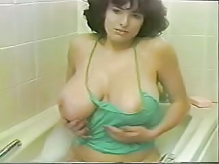 Amazing Bathroom Big Tits