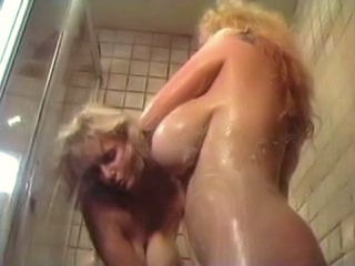 Bathroom Big Tits MILF