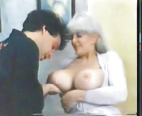 Big Tits Mature Mom