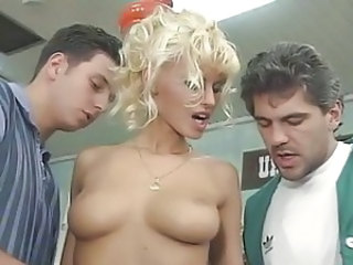 Anita Blond  Clip Sex in shop (Frech Frivol Geil)