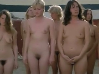 Gefangene Frauen (1980) - Scene 15 the punishment