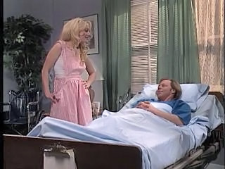 "Cute blonde candystriper gives patient thorough deep suck"" class=""th-mov"