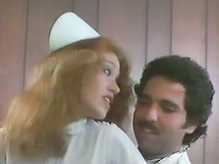 Red Head nurse Copper Penny And Ron Jeremy Vintage