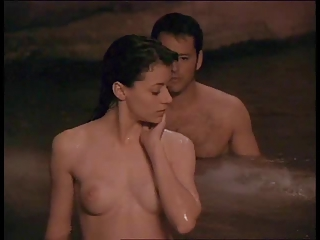 Mia Sara - Black Day Blue Night (Nude)..