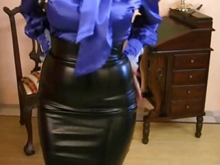 Latex MILF Skirt