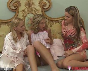 Chastity Lynn seduced By Friends Mom