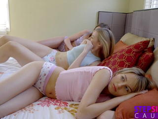 Pussy Playing Step Sisters Welcome Teen Cousin S7:E10 Sex Tubes