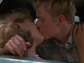 Car Kissing Teen