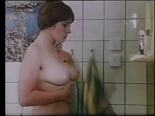 Bathroom MILF Mom